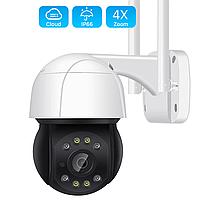 WI-FI уличная PTZ камера видеонаблюдения BALL (1080P) TUYA