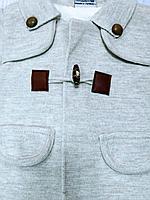 Кофта (пиджак) теплая начес турция 86 р