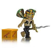 Оригинал! Игровая коллекционная фигурка Jazwares Roblox Сore Figures Nefertiti: the Sun Queen W3 (ROG0105)