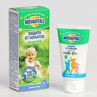 Крем репеллентный от комаров 'Mosquitall', Нежная защита для детей, 40 мл
