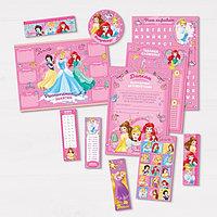 Подарочный набор выпускнице детского сада 'Принцесса', Принцессы