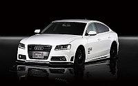 Обвес Tommy Kaira Rowen на Audi A5 Sedan дорестайл