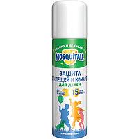 Аэрозоль 'Mosquitall', от клещей и комаров, для детей, 150 мл