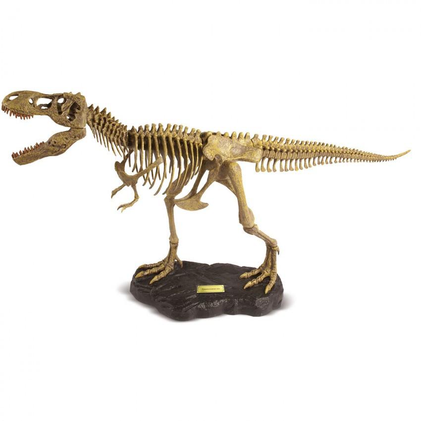 "Geoworld Jurassic Hunters Набор археолога ""Тираннозавр Рекс"""