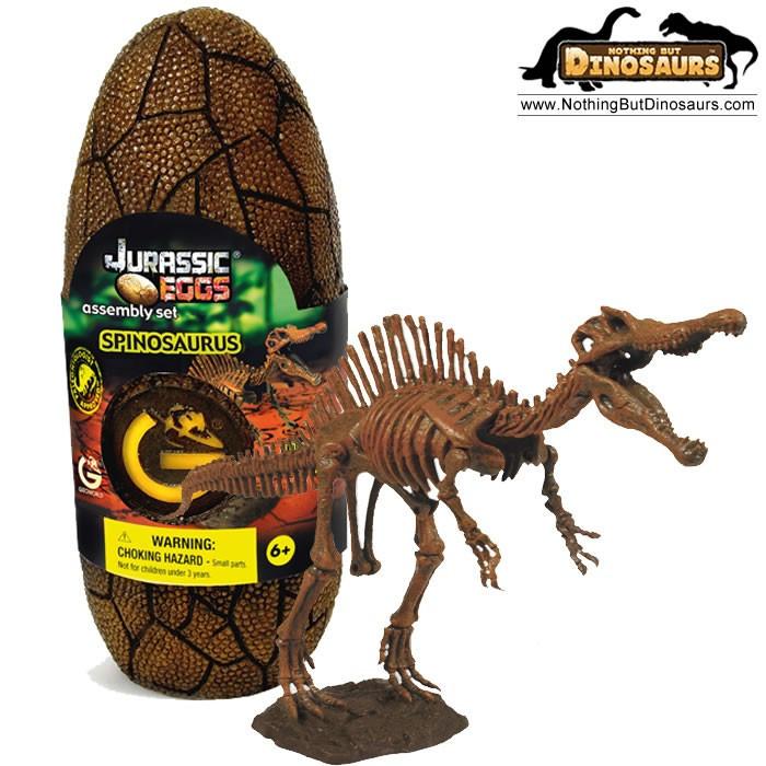 "Geoworld Яйцо Динозавра ""Спинозавр"""