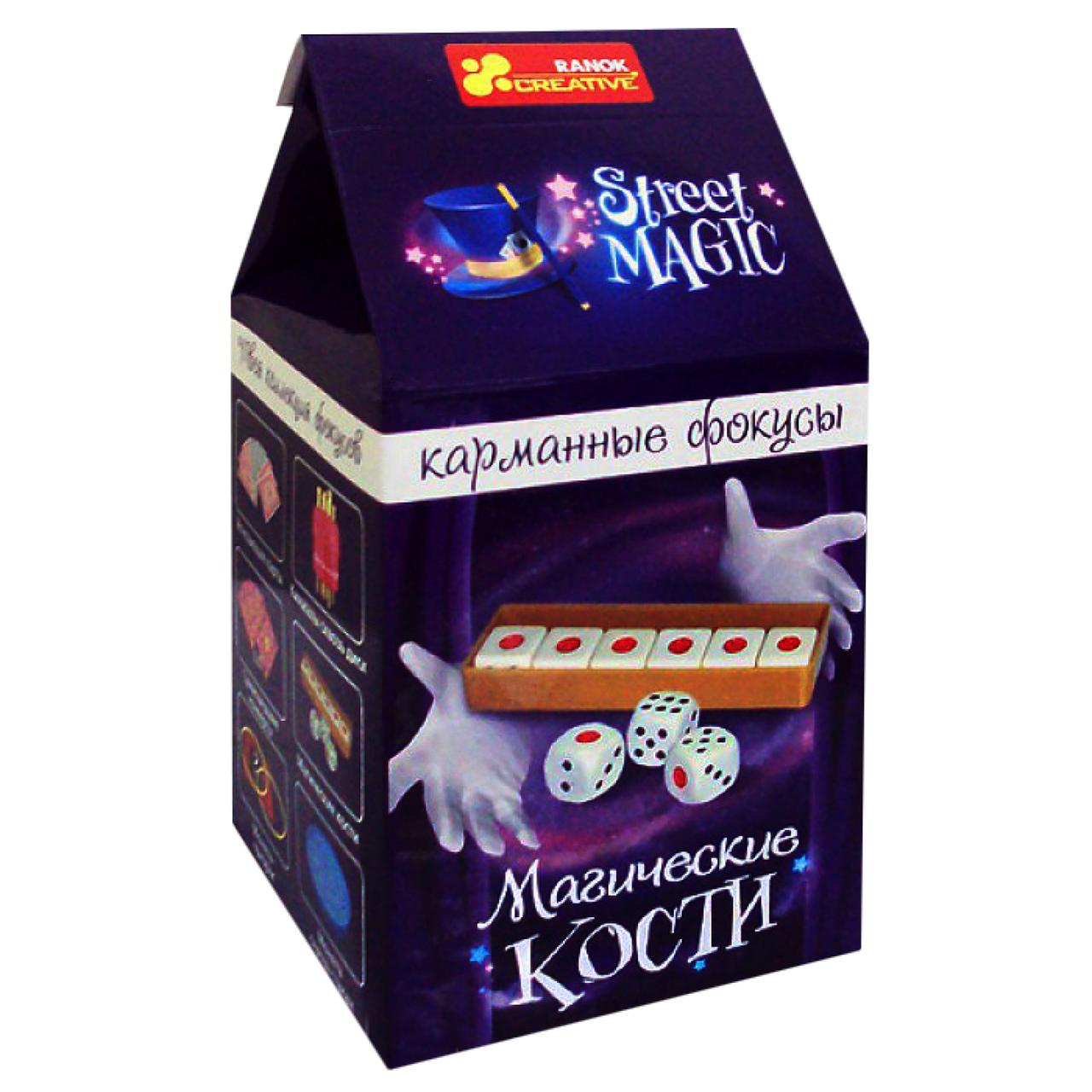 Ranok 6029 Карманные фокусы: Магические кости