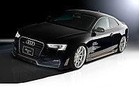 Обвес Tommy Kaira Rowen на Audi A5 Coupe рестайлинг