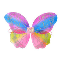 Карнавальные крылья 'Бабочка', с узорами