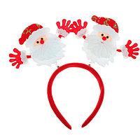 Карнавальный ободок 'Дед Мороз'