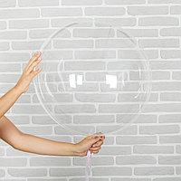 Шар полимерный 18' 'Сфера', прозрачный