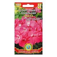 Семена цветов Пеларгония зональная 'Павла', F1, 3 шт