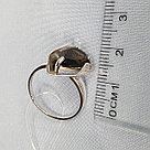 Кольцо SOKOLOV серебро с родием, раух-топаз 92011971 размеры - 17,5 18 18,5 19,5, фото 8