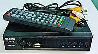 Ресивер цифрового телевидения DVB-T2 OTAU O-116