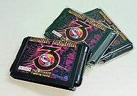 Картридж для Sega Mega Drive PK 3201B MORTAL COMBAT-3