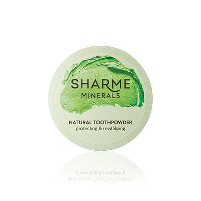Фитоминеральный зубной порошок защита и восстановление | Sharme 42гр