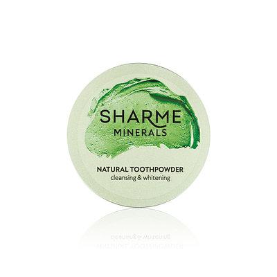 Фитоминеральный зубной порошок очищение и отбеливание | Sharme 42гр