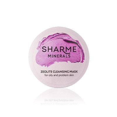 Цеолитовая лифтинг-маска для всех типов кожи | Sharme 46гр