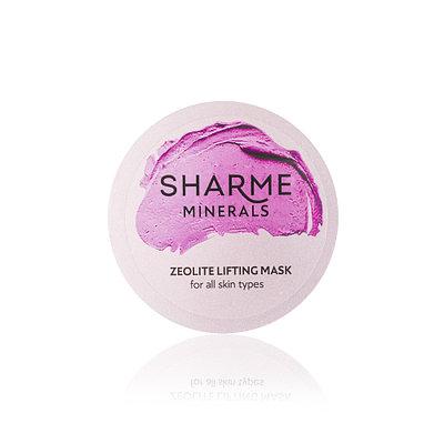 Цеолитовая очищающая маска для жирной и проблемной кожи | Sharme 46гр