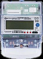 ОДНОФАЗНЫЙ МНОГОТАРИФНЫЙ ОРМАН СО-Э711 R TX IP П RS 220V 5(60)А НА ДИН-РЕЙКЕ