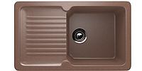 Кухонная мойка EcoStone ES-32 терракот