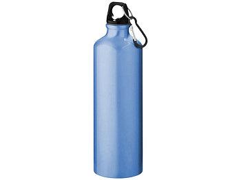 Бутылка Pacific с карабином, светло-синий