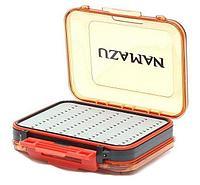Коробка для мормышек и мелких аксессуаров Namazu тип В (N-BOX28=125х100х42 мм/80/)