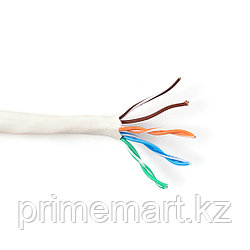 Кабель связи симметричный СКО U/UTP Сat 5e PVC 4х2 AWG24 Premium Indoor 305м, КСС.СКО.UU.C5e.1.04.1.