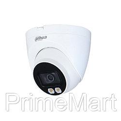 Купольная видеокамера Dahua DH-IPC-HDW2239TP-AS-LED-0280B