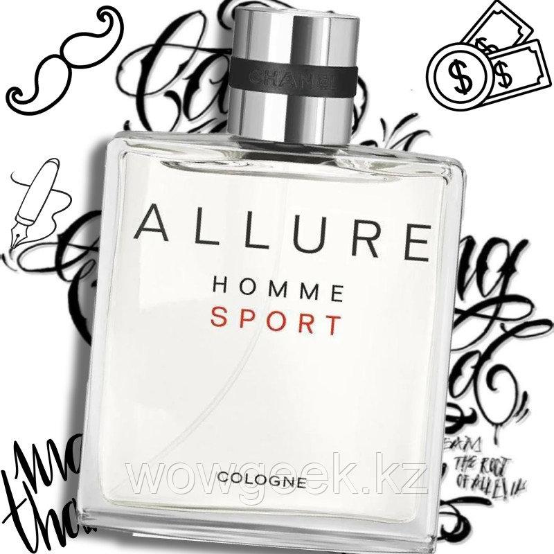 Мужской одеколон Chanel Allure Homme Sport Cologne