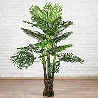 Дерево искусственное 'Пальма финиковая' 150 см