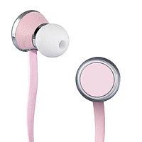 Наушники мини стерео ( Розовые )