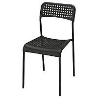Стул АДДЕ черный ИКЕА, IKEA