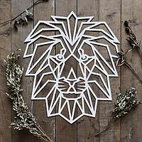 Декоративная абстракция лев 85/90