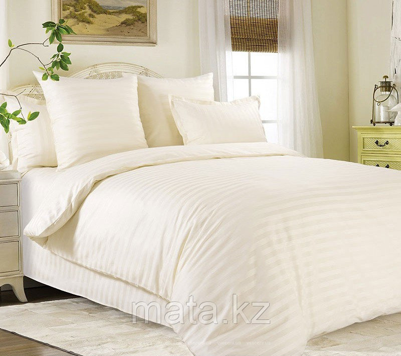 Комплект постельного белья Турция страйп-сатин 2,0