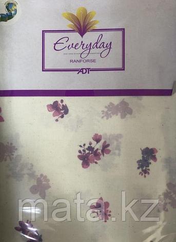 Комплект постельного белья Lori ранфорс 1,5, фото 2
