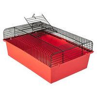 """Клетка """"для грызунов """"Джерри-1"""", шаг прута 10 мм, 37*26*14см"""