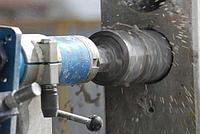 Бурение отверстии диаметром от 32 мм