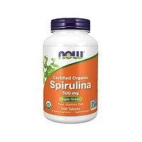 Спирулина Now Foods - Spirulina 500 мг, 500 таблеток