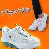 Кроссовки Perfect steps для похудения!, фото 3