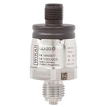 Преобразователи давления с термокомпенсацией SF6 Модель GD-20.