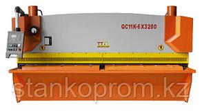Гильотина гидравлическая STALEX QC11K-4х3200