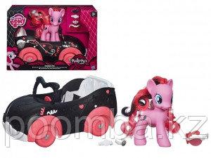 Модная машина Пинки Пай. Набор Hasbro Пинки Пай на автомобиле