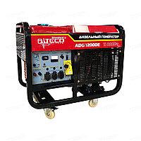 Дизельный генератор ALTECO ADG 12000 E (L) / 10кВт / 220/380В
