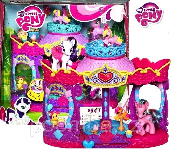 Игровой набор My Little Pony Карусель