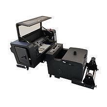 Принтер для рулонной печати DTF (в комплекте с шейкером и печкой)