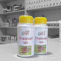 Шатавари (Shatavari) Shri Ganga, 120 таблеток