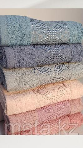 Набор полотенец 6 штук Турция, фото 2