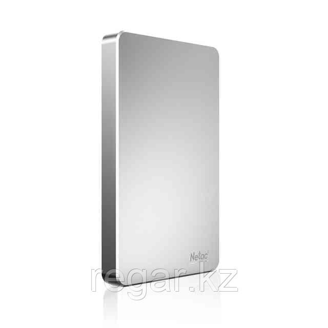 Внешний жесткий диск 2,5 1TB Netac K330-1T серебро