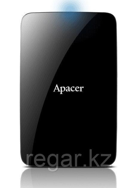 Внешний жесткий диск 2,5 2TB Apacer AP2TBAC233B-1 черный