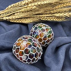 Антистресс шар с орбизами / мяч-виноград